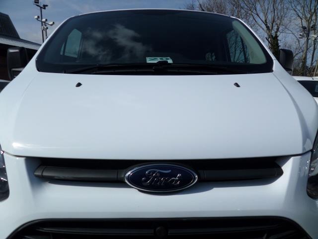 2016 Ford Transit Custom 2.2 Tdci 100Ps Low Roof D/Cab Van (FG16URE) Image 17