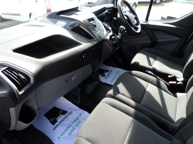 2016 Ford Transit Custom 2.2 Tdci 100Ps Low Roof D/Cab Van (FG16URE) Image 8