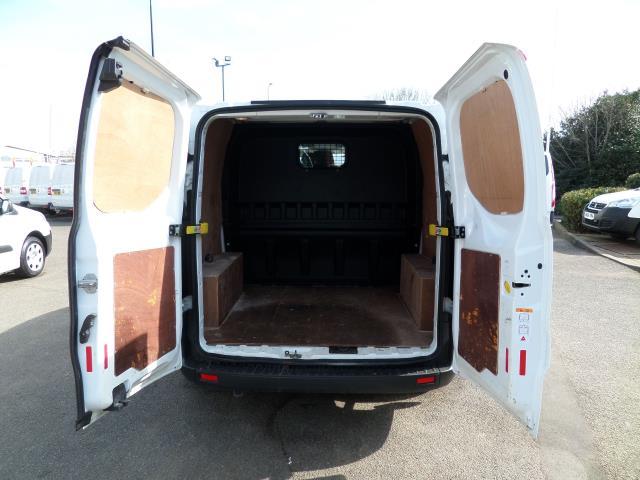 2016 Ford Transit Custom 2.2 Tdci 100Ps Low Roof D/Cab Van (FG16URE) Image 12
