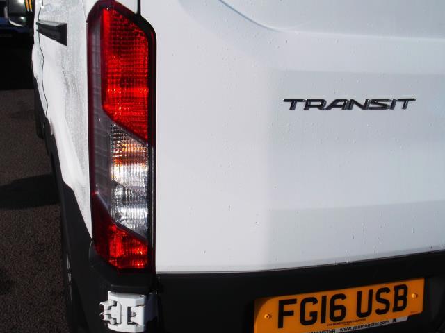 2016 Ford Transit 2.2 Tdci 125Ps H3 Van (FG16USB) Image 21