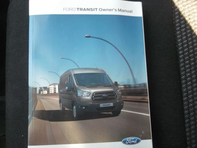 2016 Ford Transit 2.2 Tdci 125Ps H3 Van (FG16USB) Image 31
