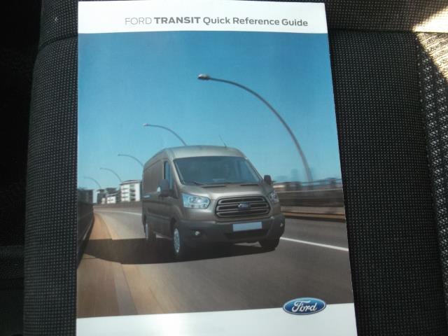 2016 Ford Transit 2.2 Tdci 125Ps H3 Van (FG16USB) Image 32