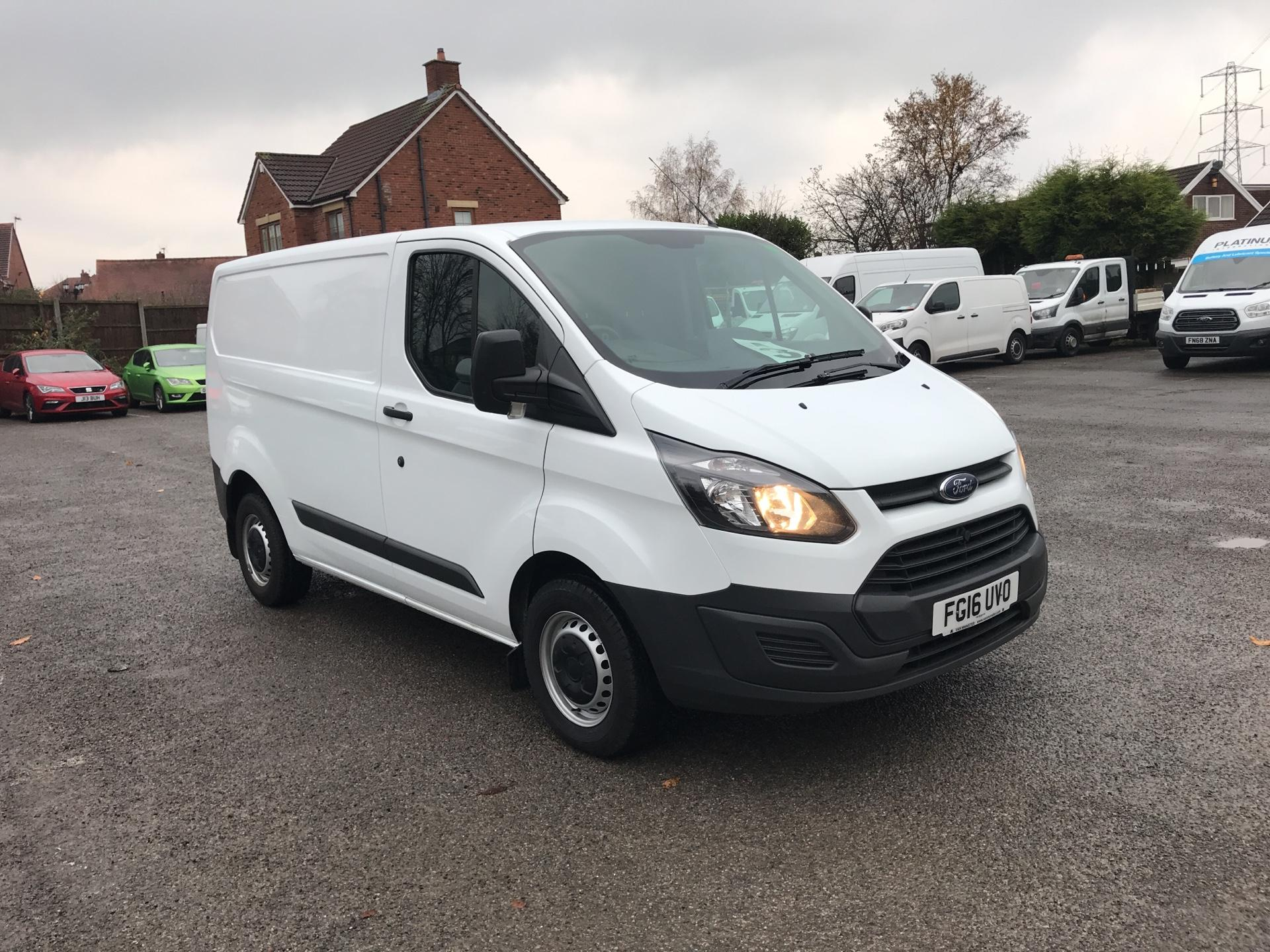 2016 Ford Transit Custom 290 L1 DIESEL FWD 2.2  TDCI 100PS LOW ROOF VAN EURO 5 (FG16UVO)