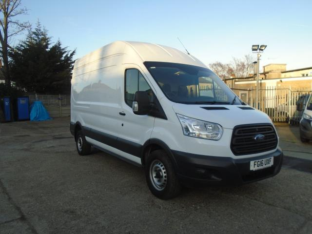 2016 Ford Transit 2.2 Tdci 125Ps L3 H3 Van Euro 5 - SPEED LIMITER TO 70MPH (FG16UXF)