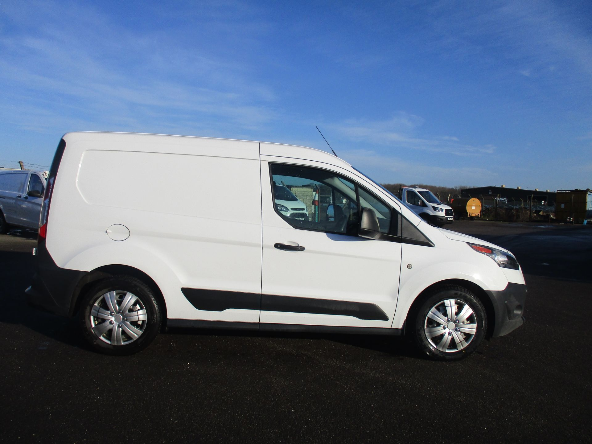 2016 Ford Transit Connect T220 L1 H1 1.5TDCI 75PS EURO 6 (FG16UYS) Image 4