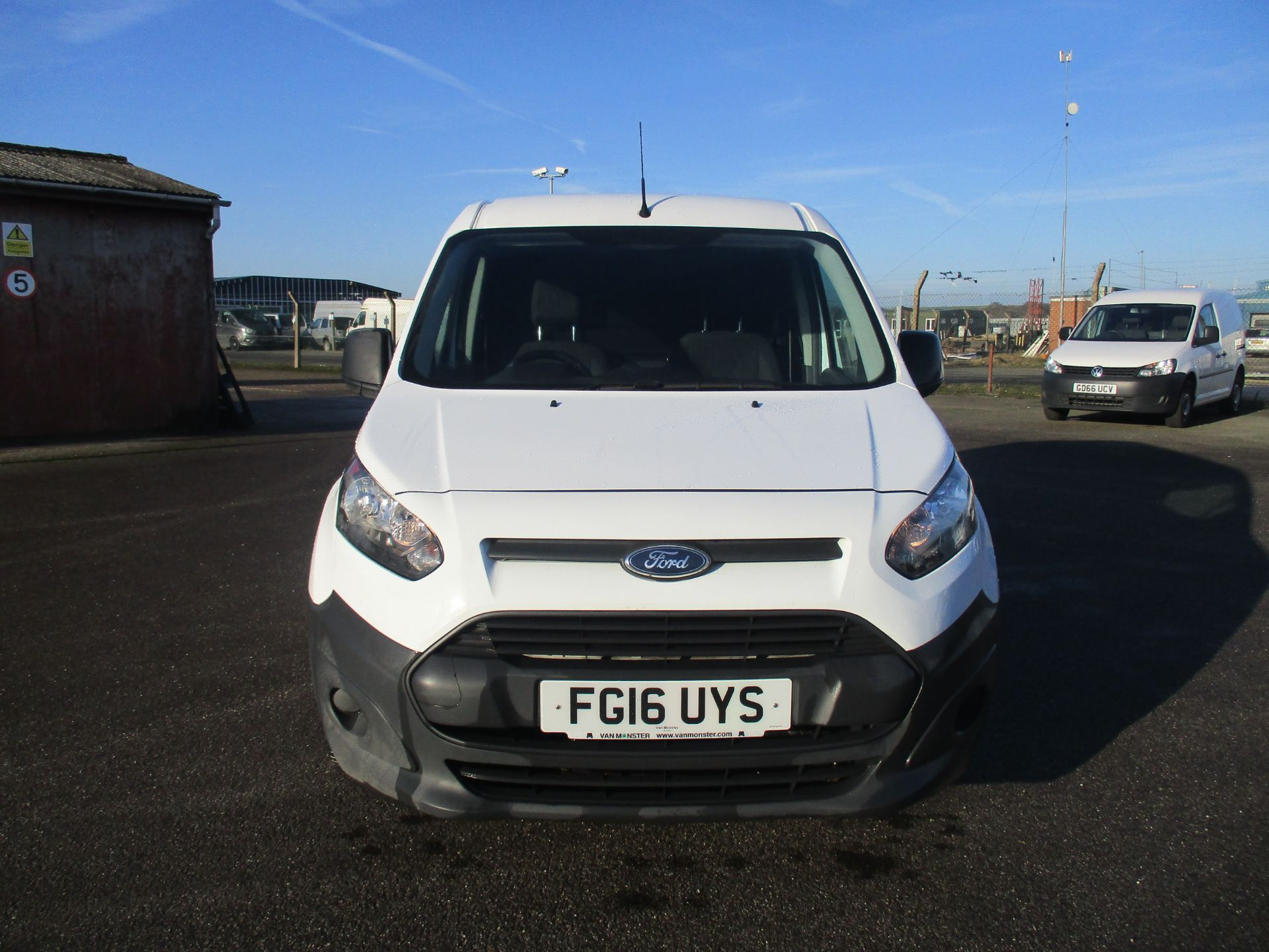 2016 Ford Transit Connect T220 L1 H1 1.5TDCI 75PS EURO 6 (FG16UYS) Image 2