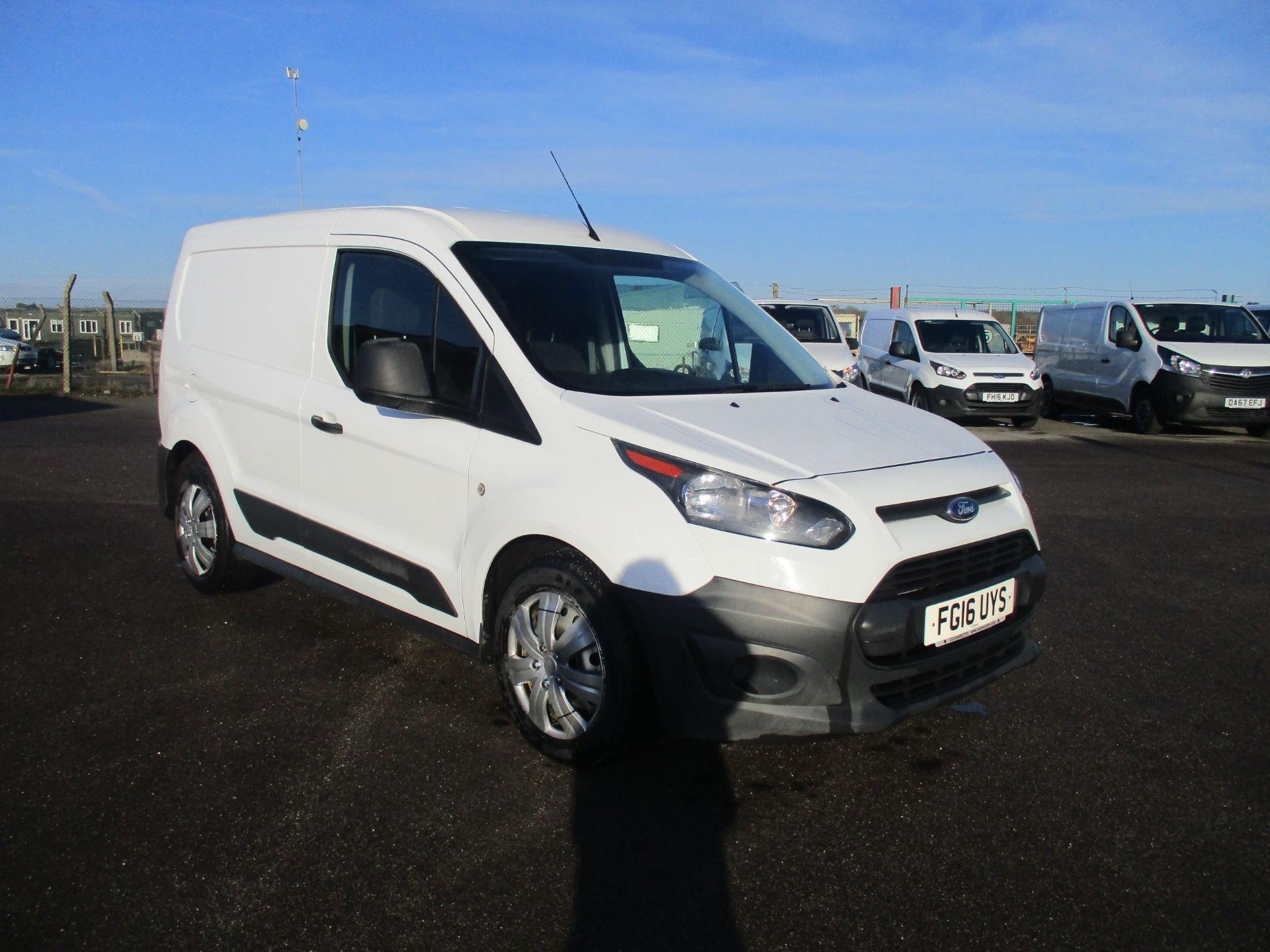 2016 Ford Transit Connect T220 L1 H1 1.5TDCI 75PS EURO 6 (FG16UYS)