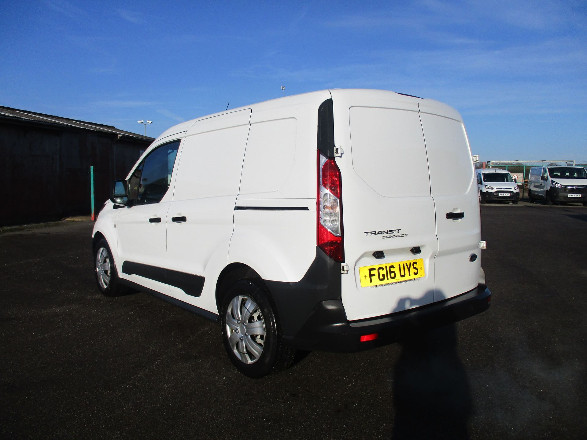 2016 Ford Transit Connect T220 L1 H1 1.5TDCI 75PS EURO 6 (FG16UYS) Image 7