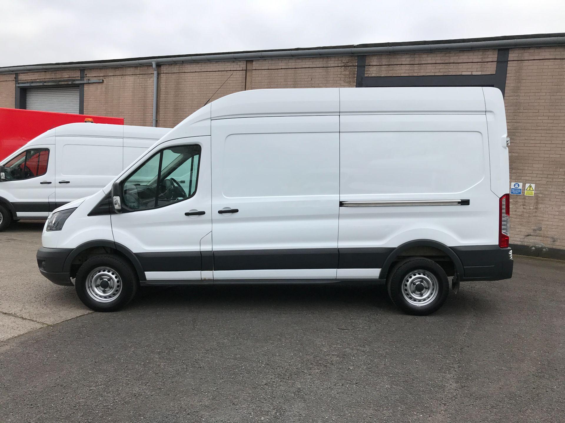 2018 Ford Transit T350 L3 H3 130PS EURO 6 (FG18XYX) Image 11