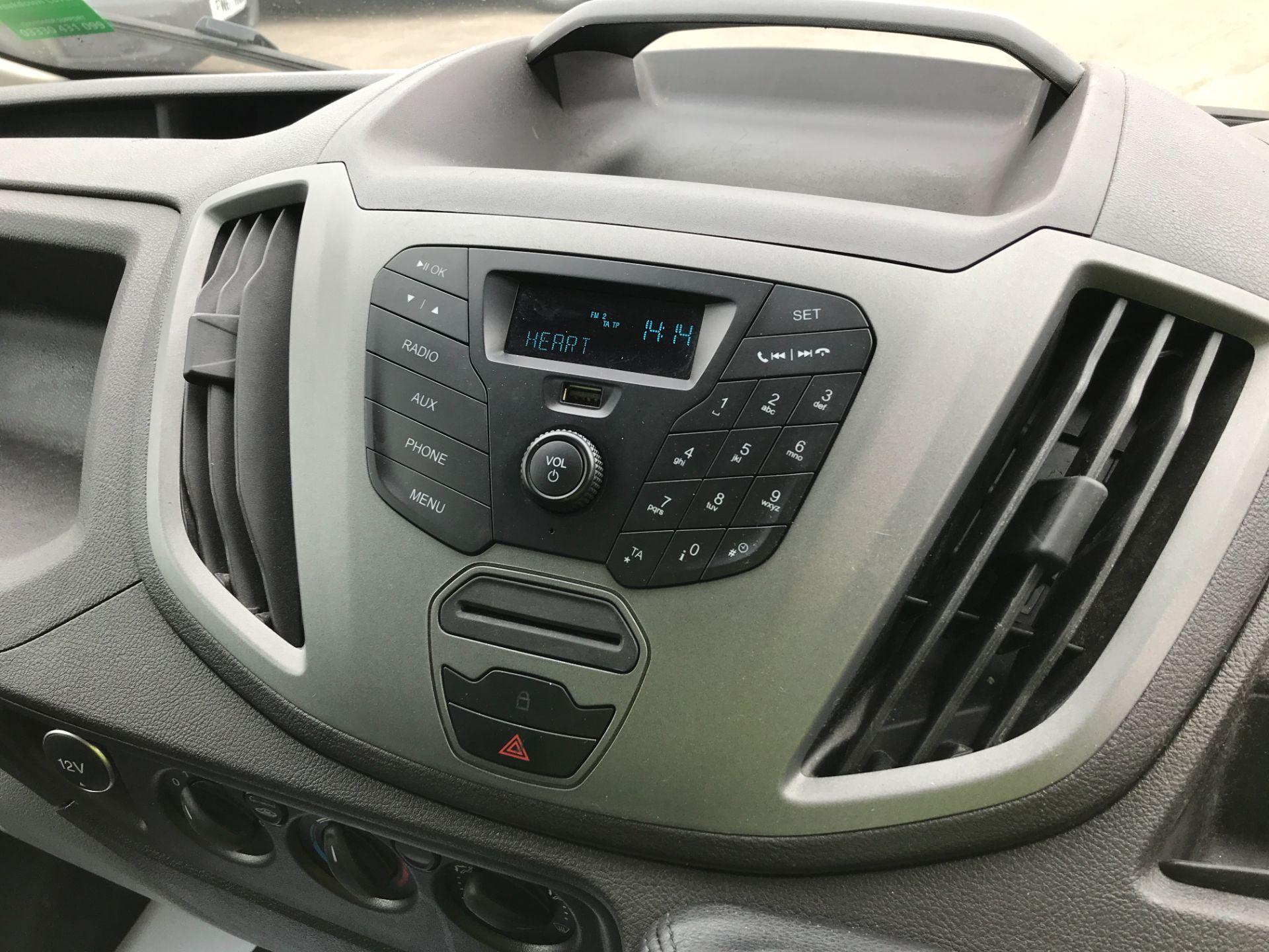 2018 Ford Transit T350 L3 H3 130PS EURO 6 (FG18XYX) Image 3