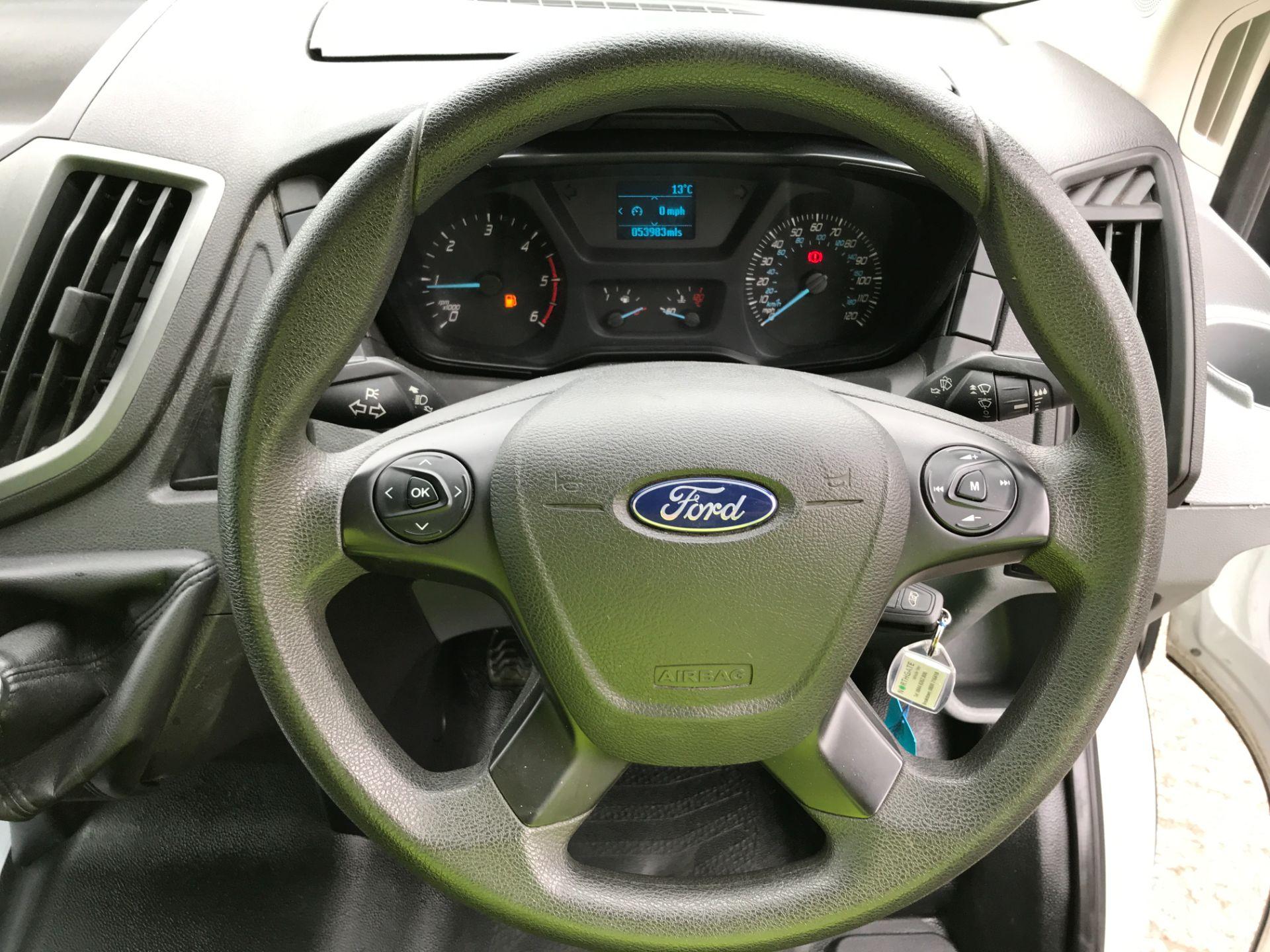2018 Ford Transit T350 L3 H3 130PS EURO 6 (FG18XYX) Image 5