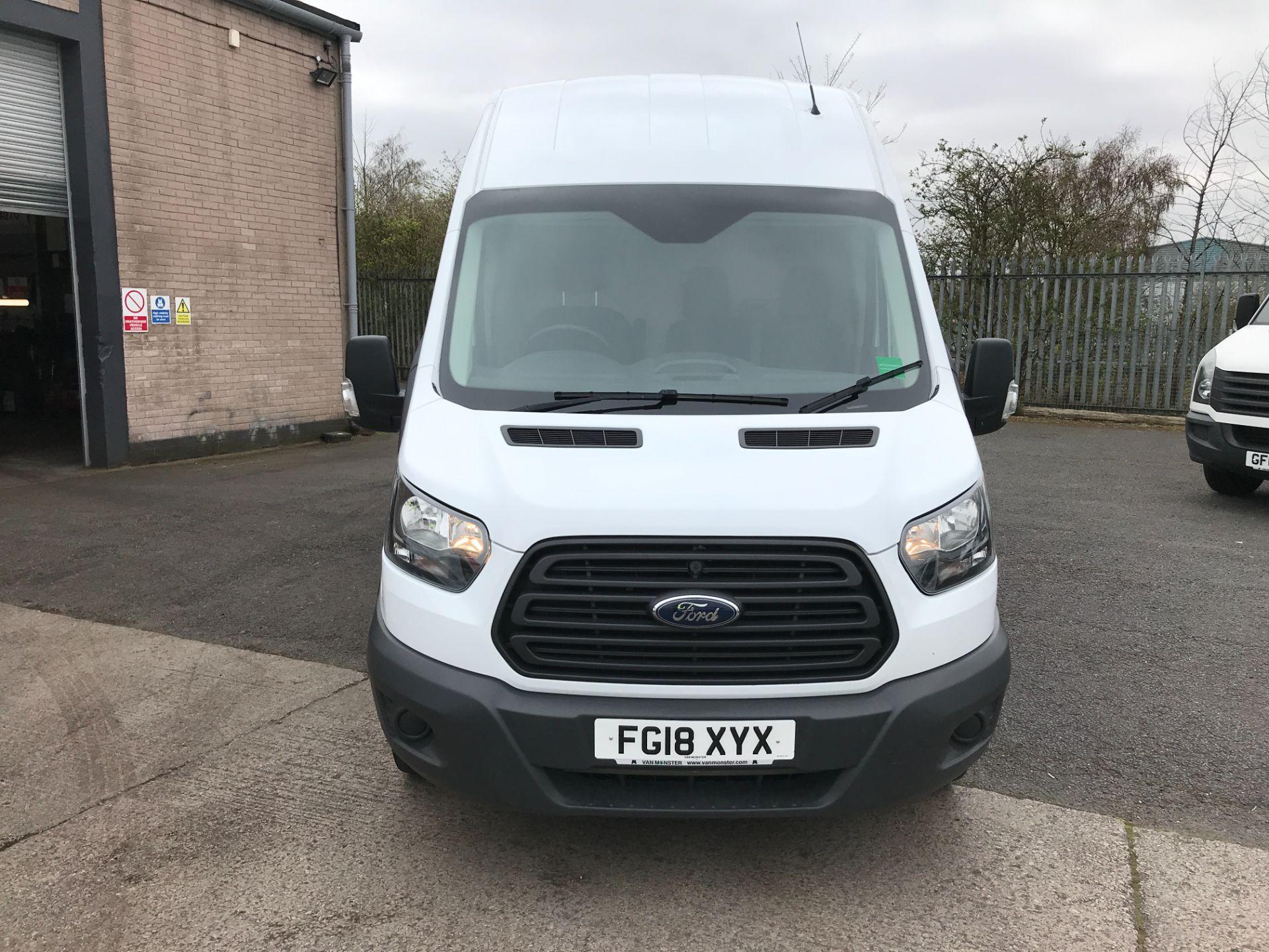 2018 Ford Transit T350 L3 H3 130PS EURO 6 (FG18XYX) Image 14