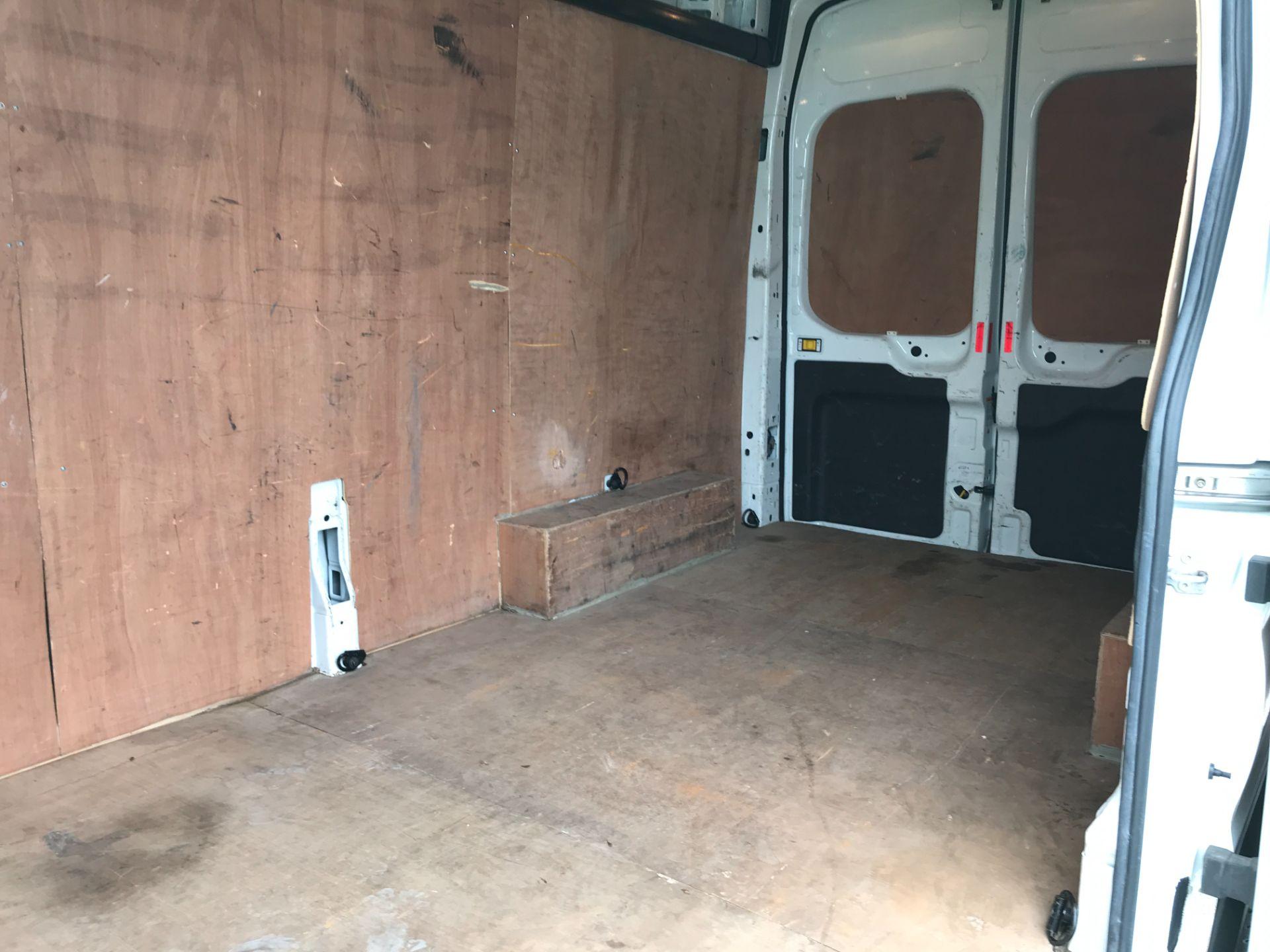 2018 Ford Transit T350 L3 H3 130PS EURO 6 (FG18XYX) Image 23