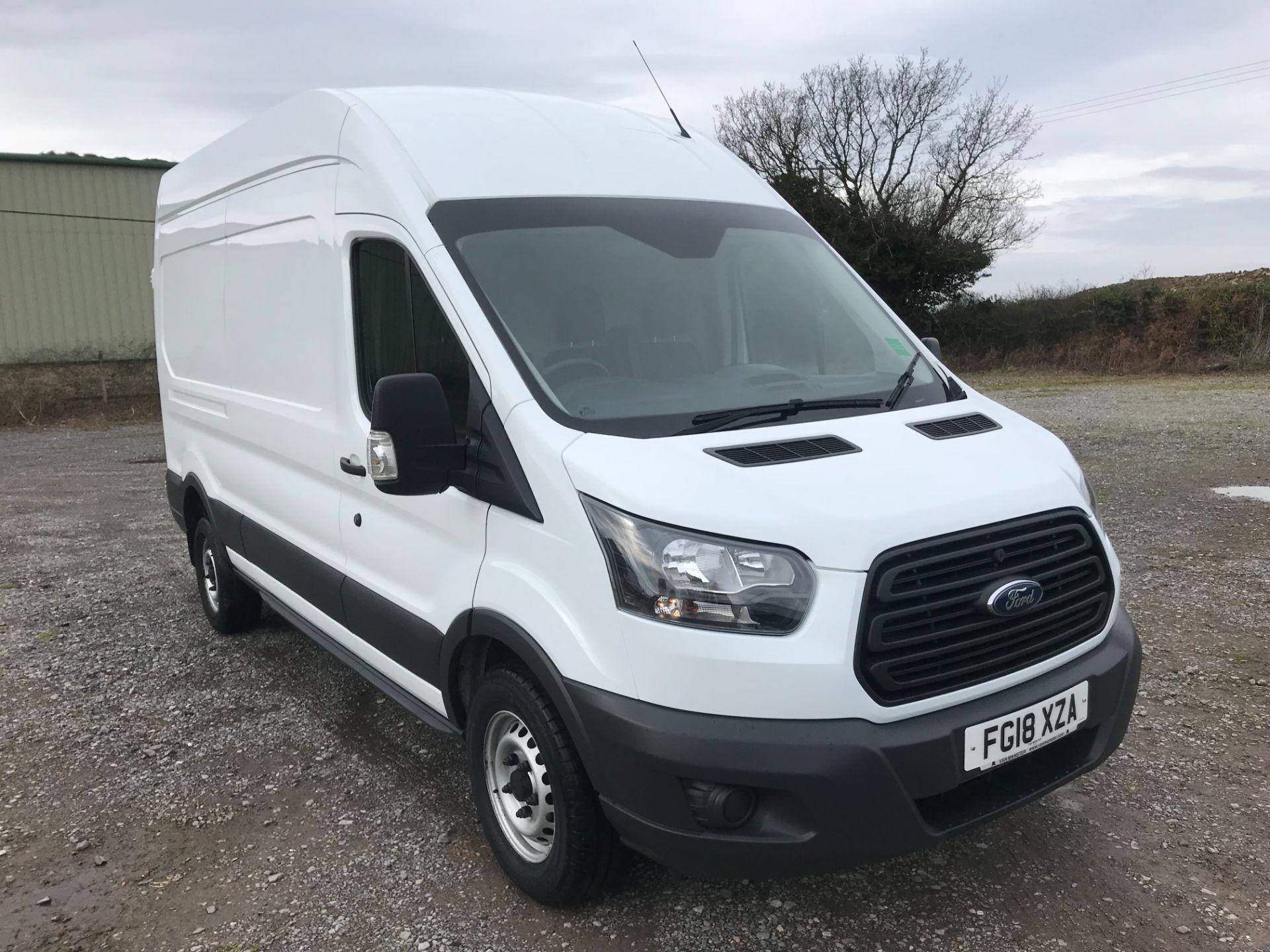 2018 Ford Transit 350  L3 H3 VAN 130PS EURO 6 (FG18XZA)
