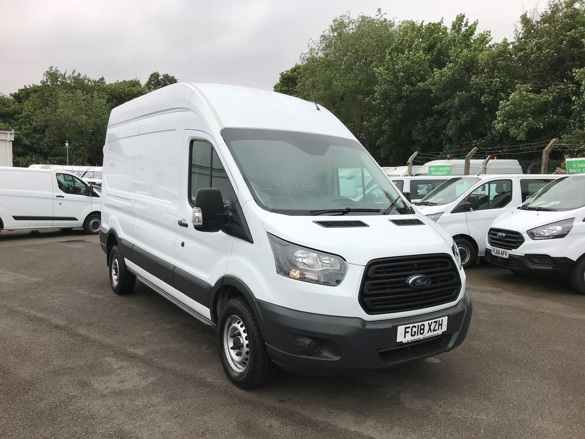 2018 Ford Transit L3 H3 VAN 130PS EURO 6 (FG18XZH)