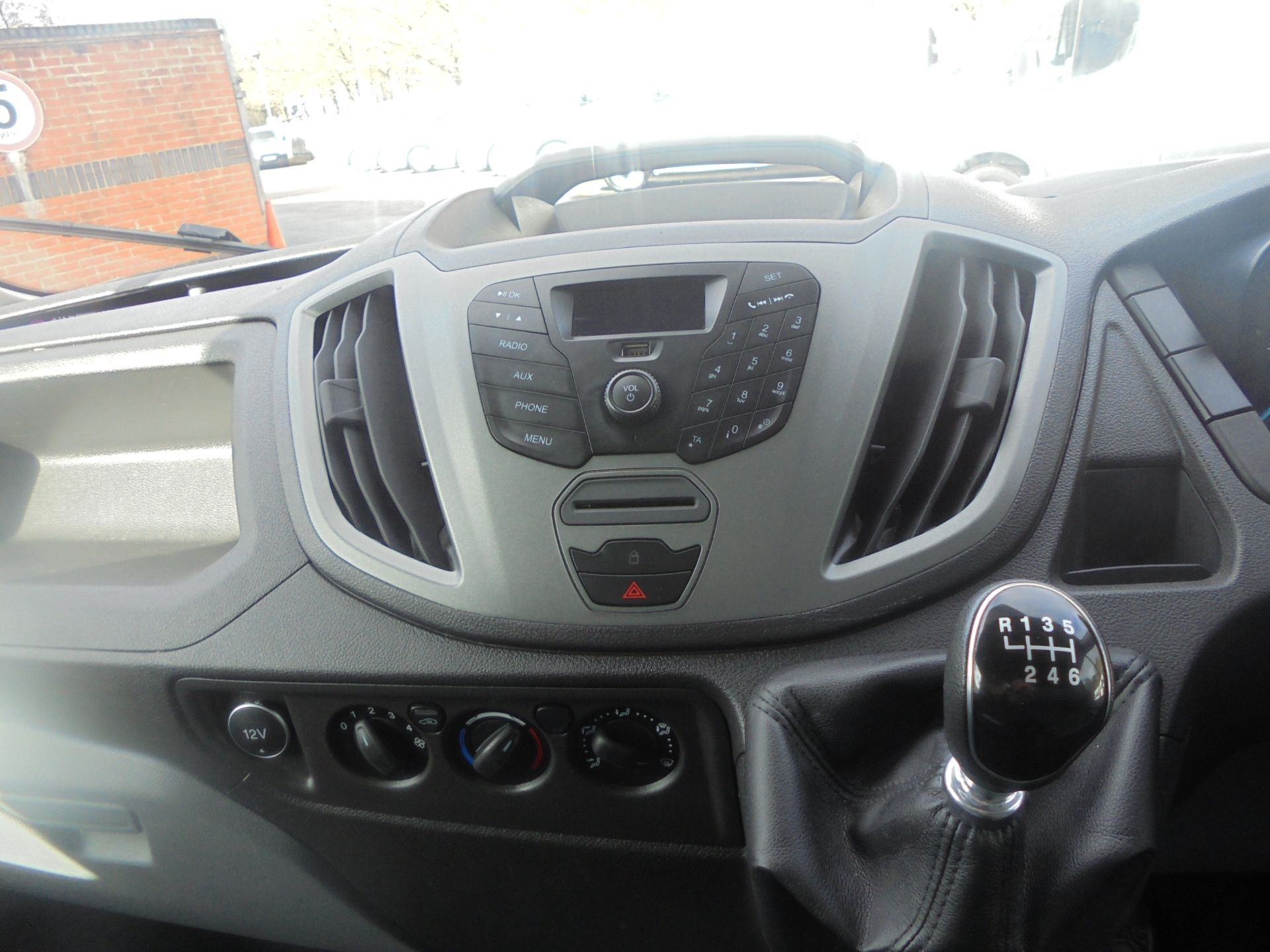 2018 Ford Transit 2.0 Tdci 130Ps H2 Van (FG18YAD) Image 14