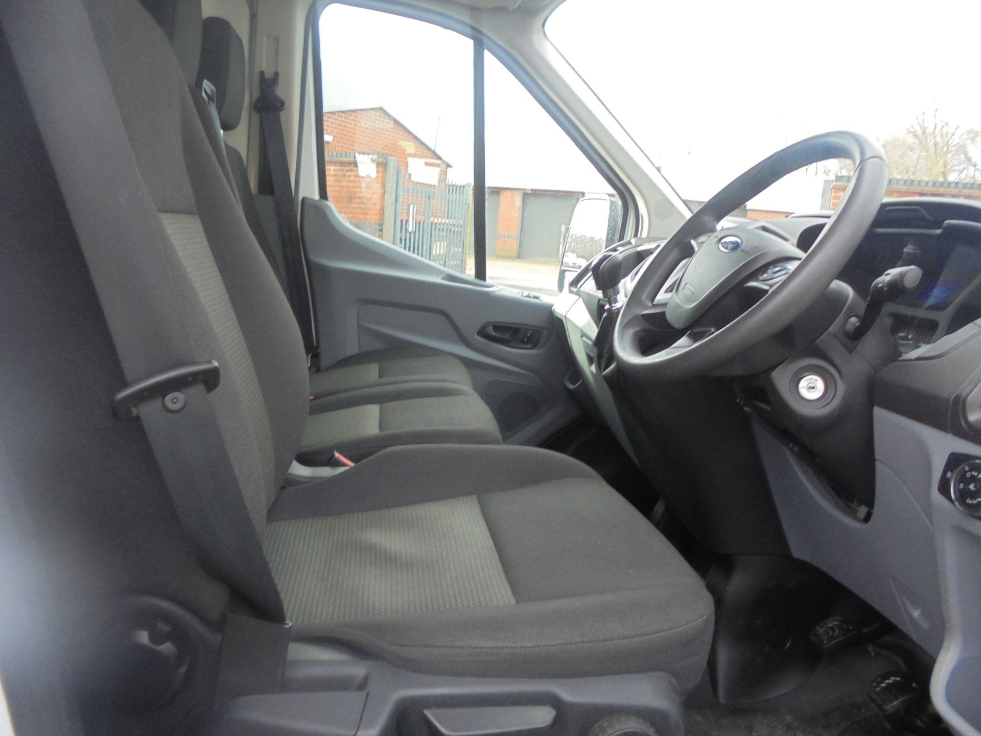 2018 Ford Transit 2.0 Tdci 130Ps H2 Van (FG18YAD) Image 12