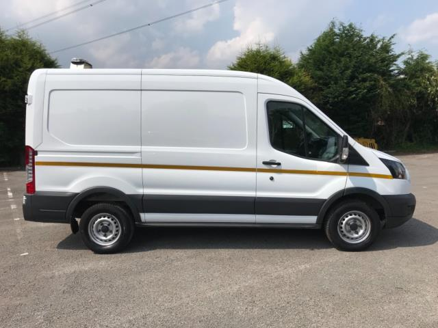 2018 Ford Transit 2.0 Tdci 130Ps L2 H2 Van Euro 6 *70 MPH SPEED LIMITED* (FG18YDT) Image 8