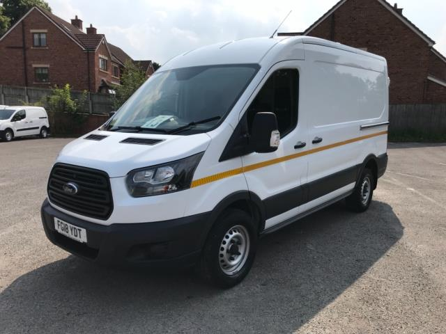 2018 Ford Transit 2.0 Tdci 130Ps L2 H2 Van Euro 6 *70 MPH SPEED LIMITED* (FG18YDT) Image 3