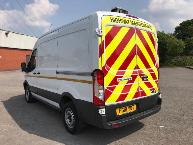 2018 Ford Transit 2.0 Tdci 130Ps L2 H2 Van Euro 6 *70 MPH SPEED LIMITED* (FG18YDT) Image 5