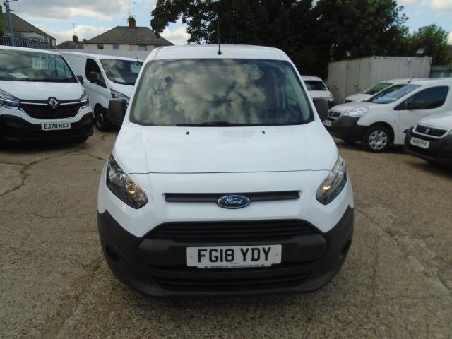 2018 Ford Transit Connect 1.5 Tdci 75Ps Van (FG18YDY) Image 2