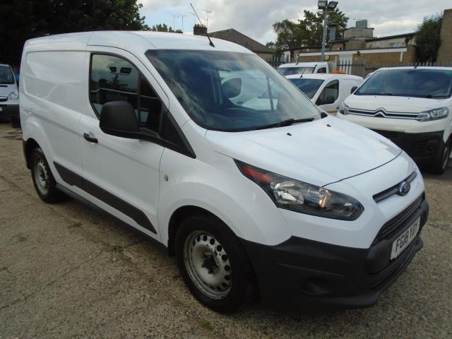 2018 Ford Transit Connect 1.5 Tdci 75Ps Van (FG18YDY)