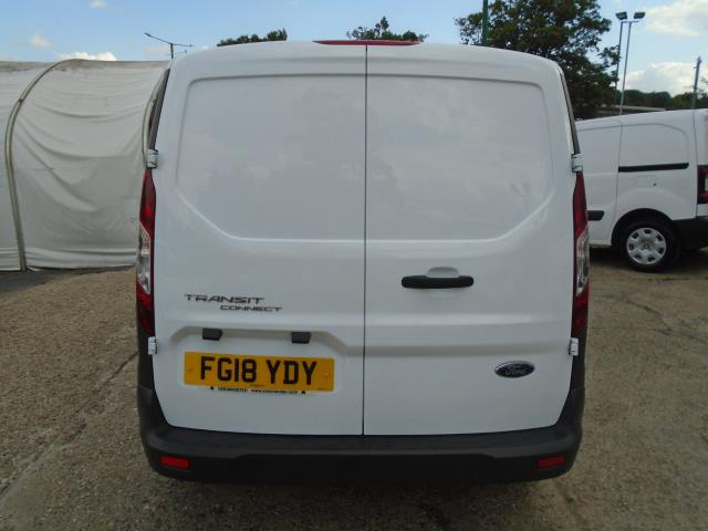 2018 Ford Transit Connect 1.5 Tdci 75Ps Van (FG18YDY) Image 6