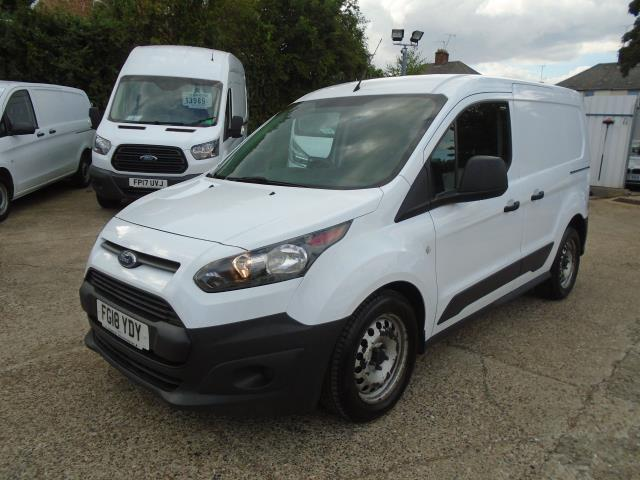 2018 Ford Transit Connect 1.5 Tdci 75Ps Van (FG18YDY) Image 3