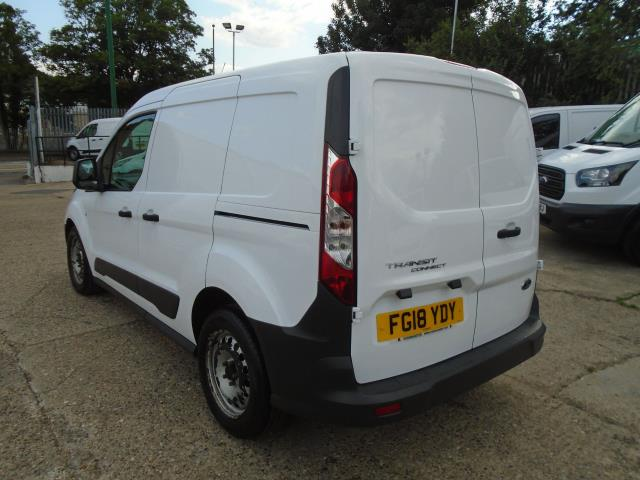 2018 Ford Transit Connect 1.5 Tdci 75Ps Van (FG18YDY) Image 7