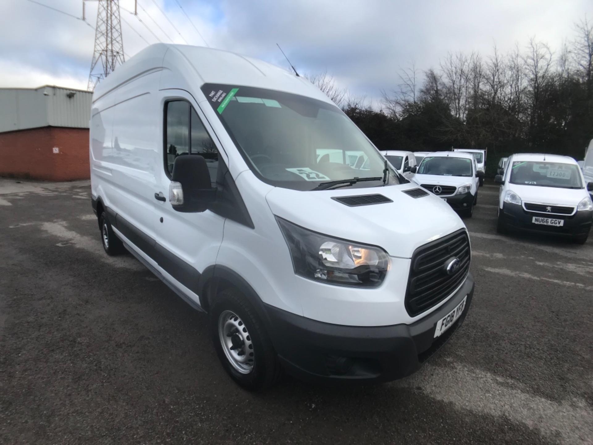 2018 Ford Transit L3 H3 VAN 130PS EURO 6 (FG18YFB)