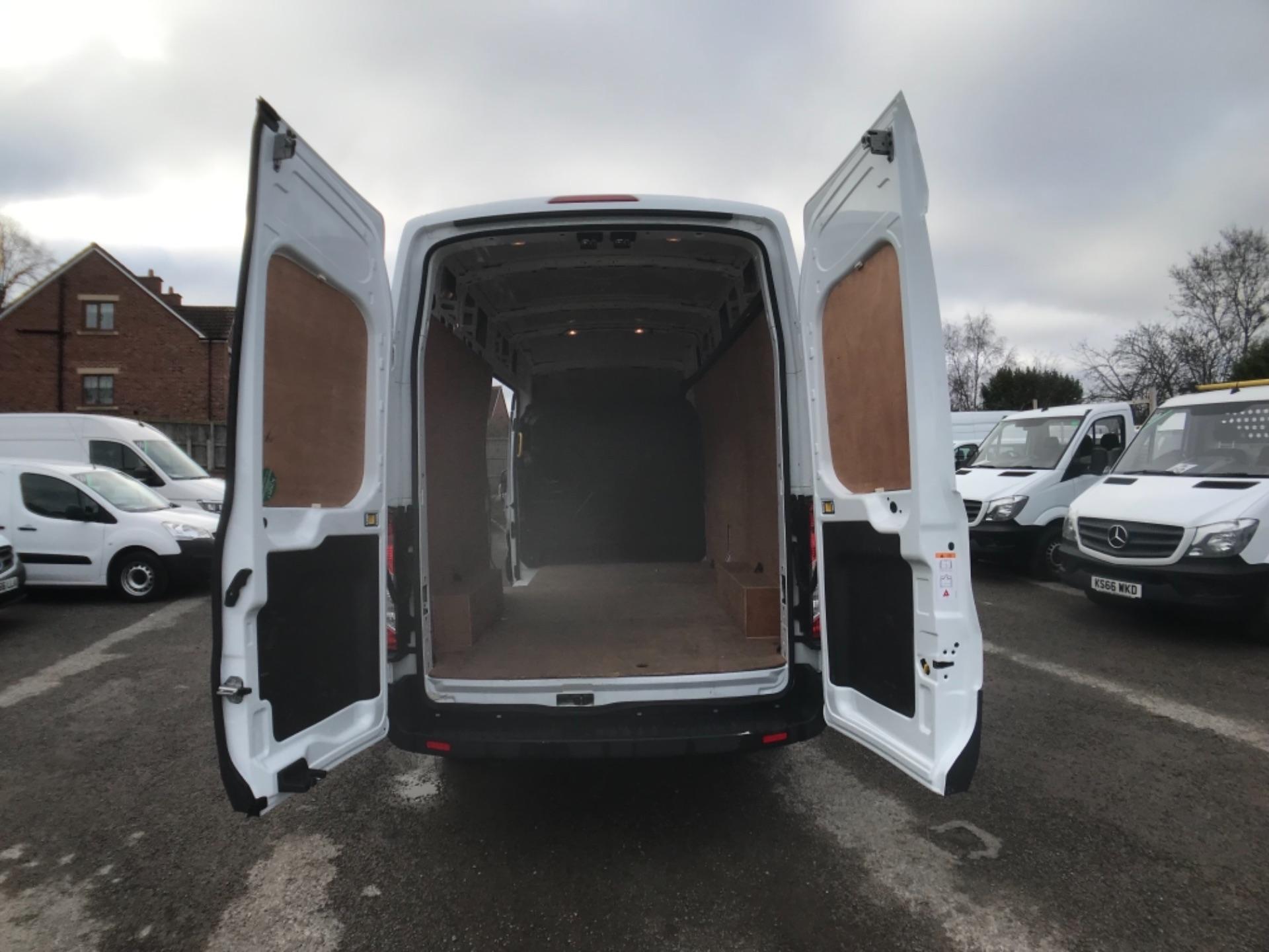 2018 Ford Transit L3 H3 VAN 130PS EURO 6 (FG18YFB) Image 9