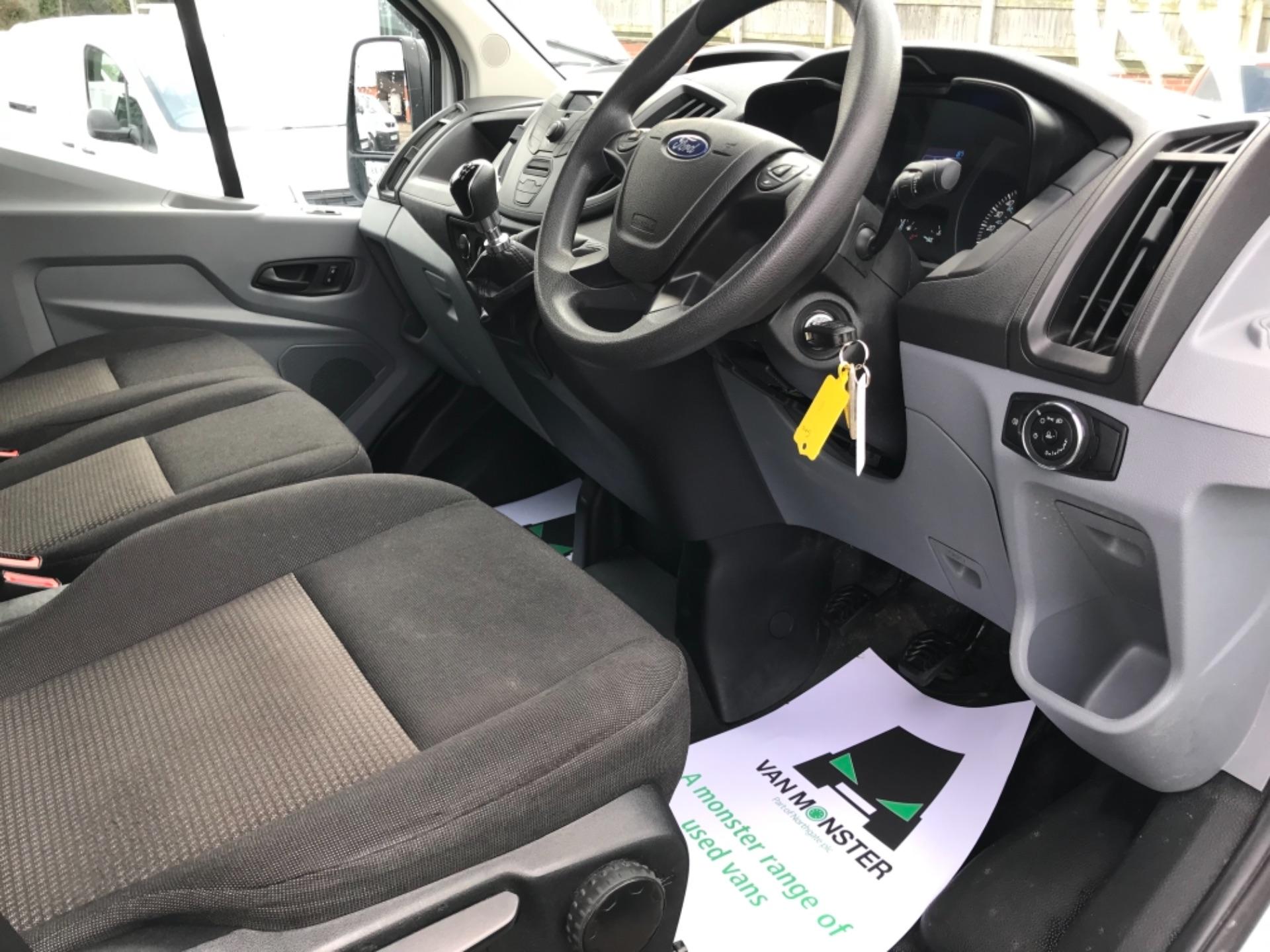 2018 Ford Transit L3 H3 VAN 130PS EURO 6 (FG18YFB) Image 11