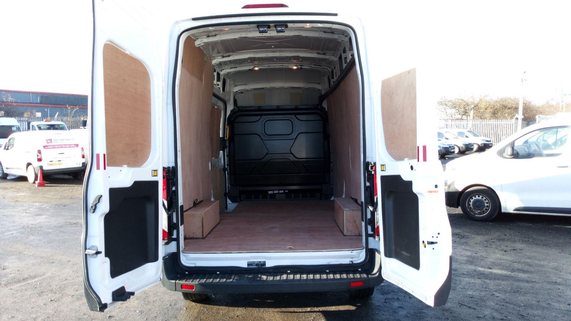 2018 Ford Transit 2.0 Tdci 130Ps H3 Van (FG18YFE) Image 8