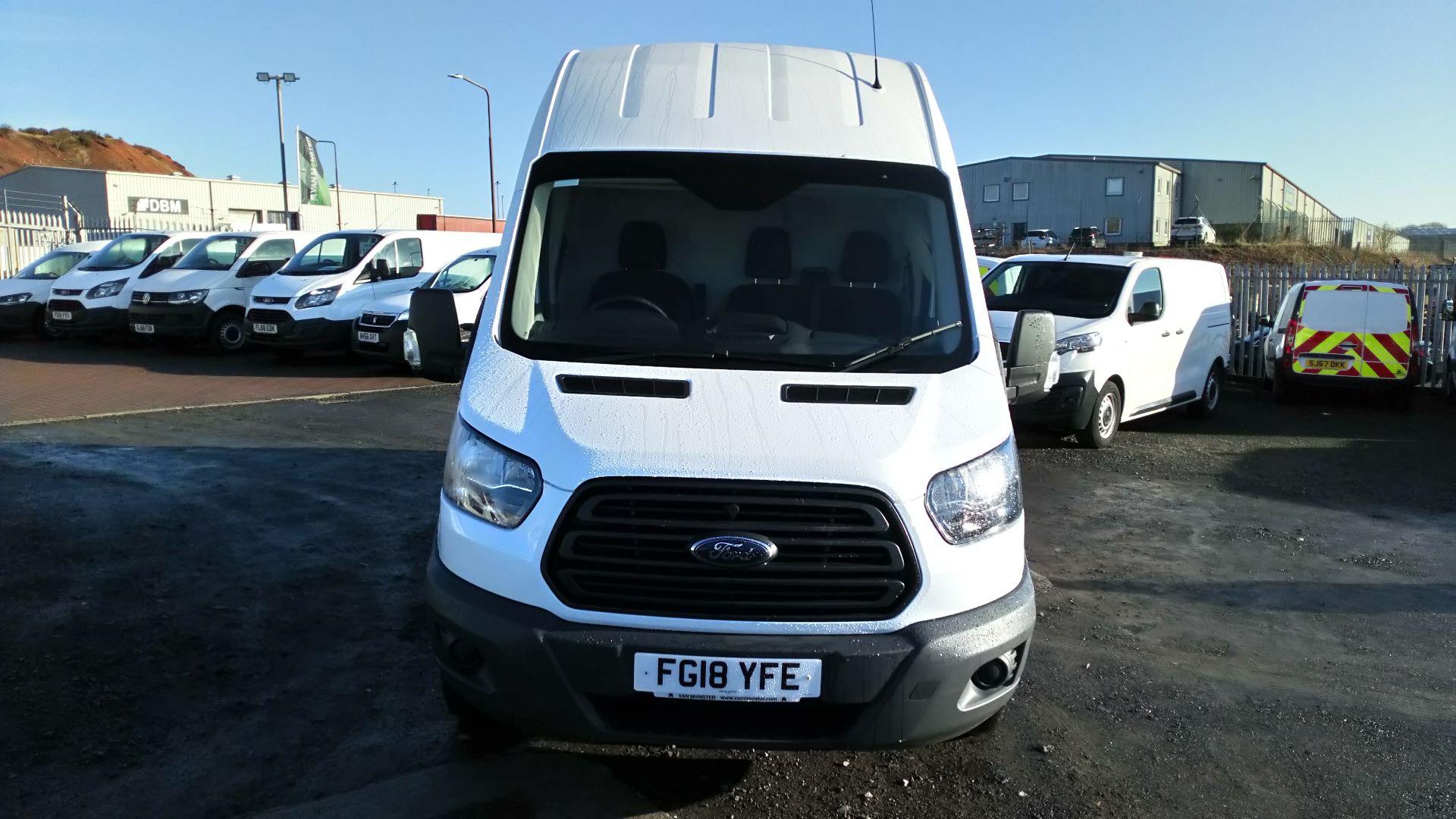 2018 Ford Transit 2.0 Tdci 130Ps H3 Van (FG18YFE) Image 7