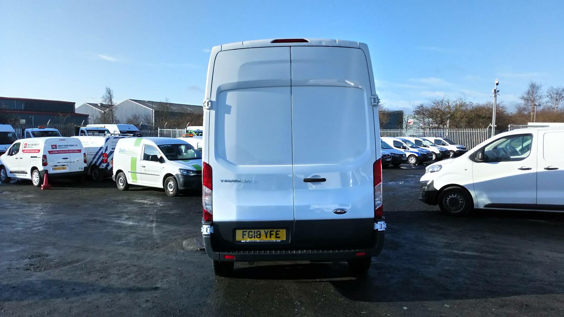 2018 Ford Transit 2.0 Tdci 130Ps H3 Van (FG18YFE) Image 4