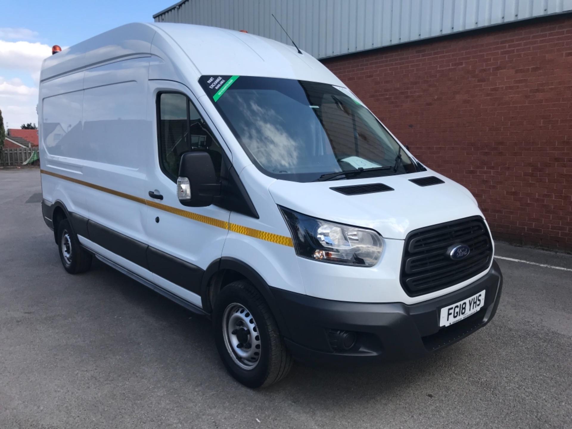 2018 Ford Transit 2.0 Tdci 130Ps H3 Van Euro 6 (FG18YHS)