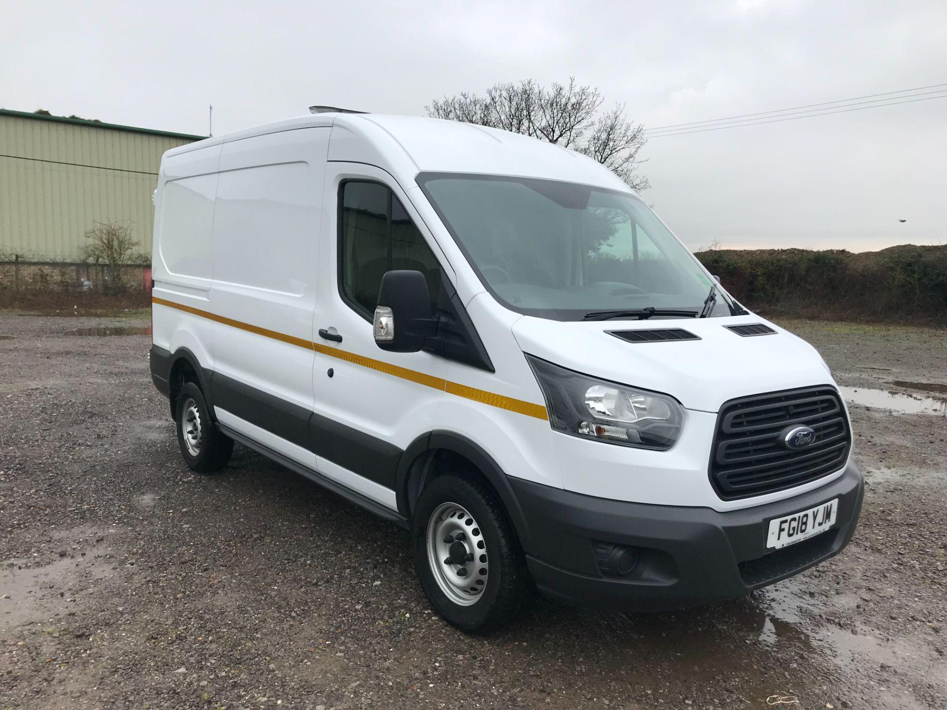 2018 Ford Transit 2.0 Tdci 130 L2 H2 EURO 6 (FG18YJM)