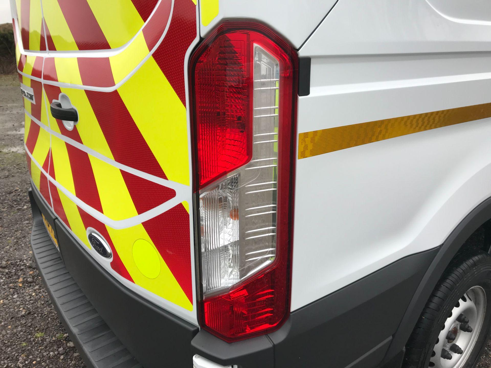 2018 Ford Transit 2.0 Tdci 130 L2 H2 EURO 6 (FG18YJM) Image 47
