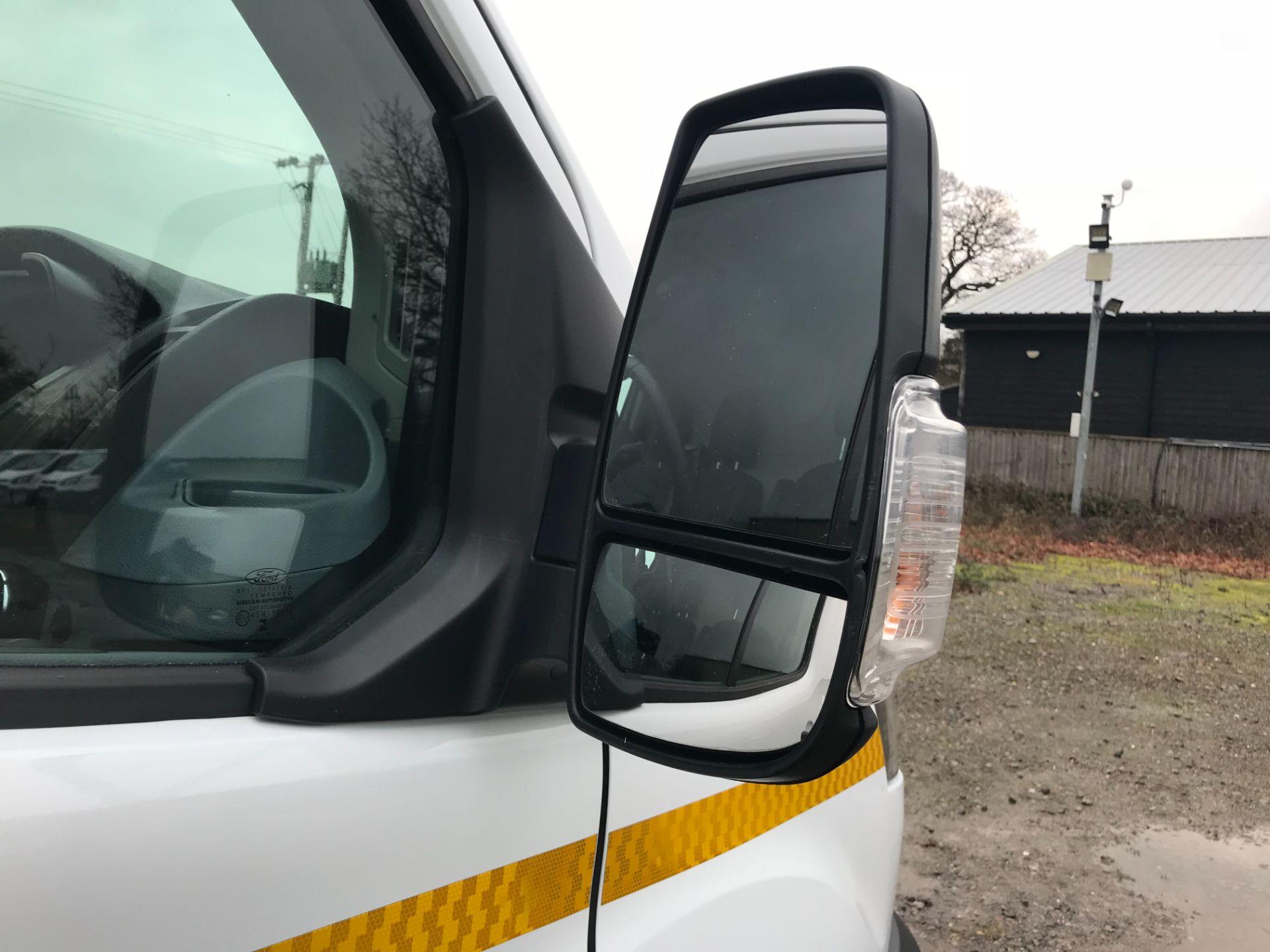 2018 Ford Transit 2.0 Tdci 130 L2 H2 EURO 6 (FG18YJM) Image 37