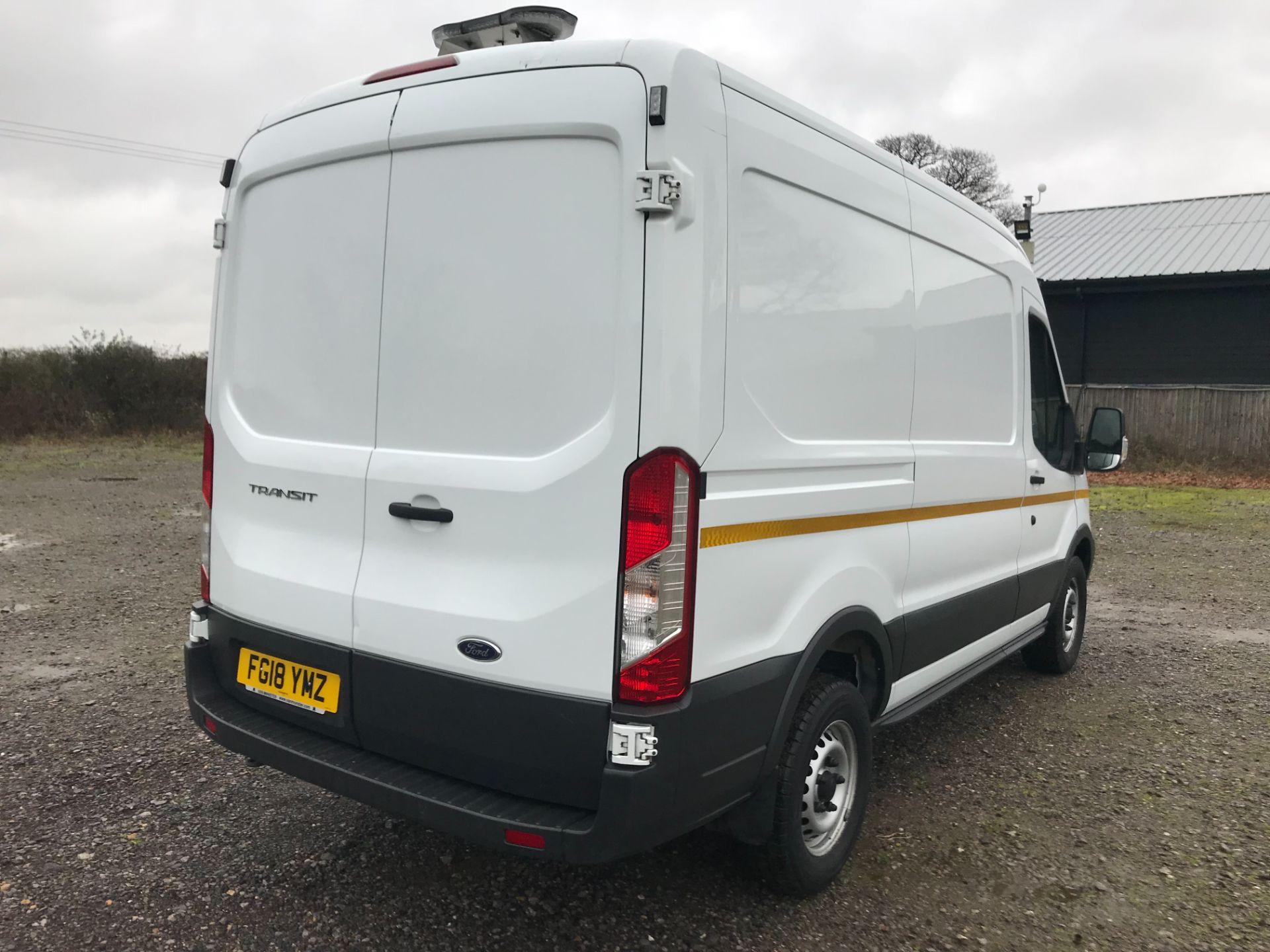 2018 Ford Transit 350  L2 H2 VAN 130PS EURO 6 (FG18YMZ) Image 4