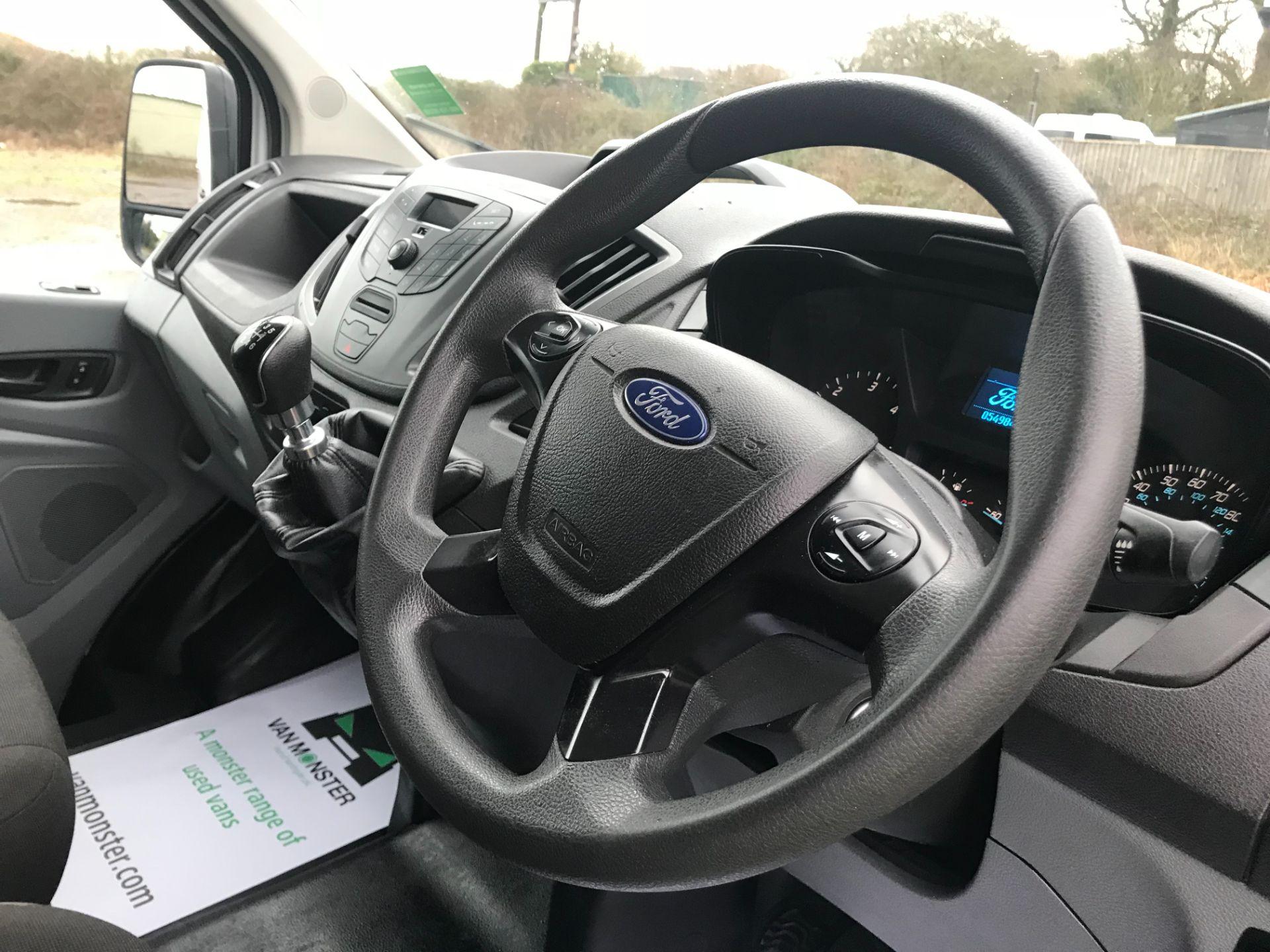 2018 Ford Transit 350  L2 H2 VAN 130PS EURO 6 (FG18YMZ) Image 33