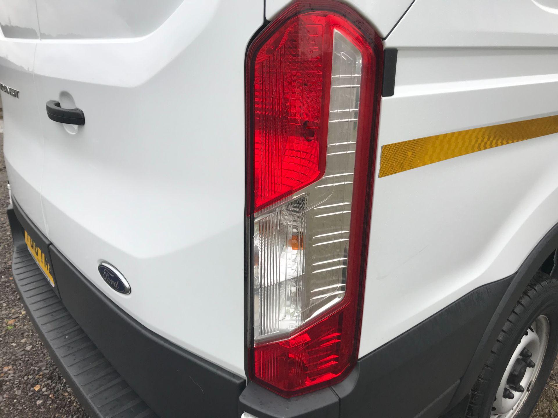 2018 Ford Transit 350  L2 H2 VAN 130PS EURO 6 (FG18YMZ) Image 49