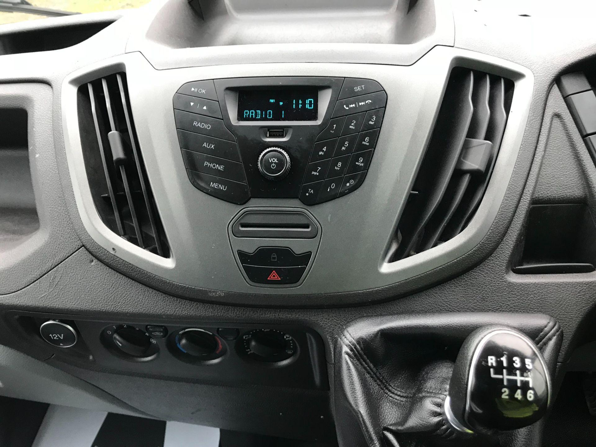 2018 Ford Transit 350  L2 H2 VAN 130PS EURO 6 (FG18YMZ) Image 37