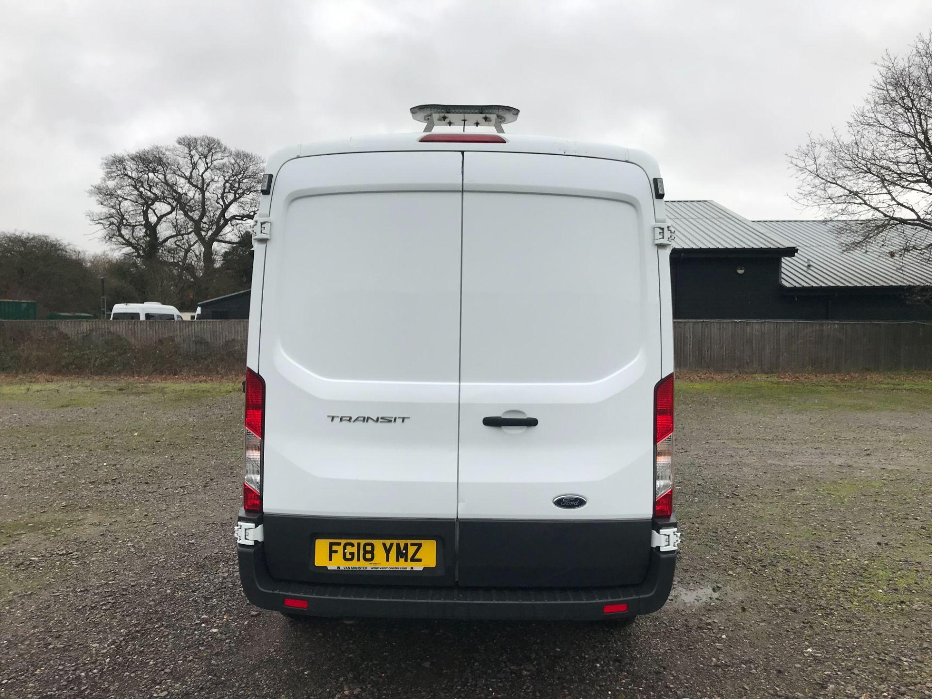 2018 Ford Transit 350  L2 H2 VAN 130PS EURO 6 (FG18YMZ) Image 5