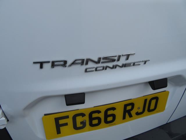 2016 Ford Transit Connect  220 L1 DIESEL 1.5 TDCI 75PS VAN EURO 6 (FG66RJO) Image 17