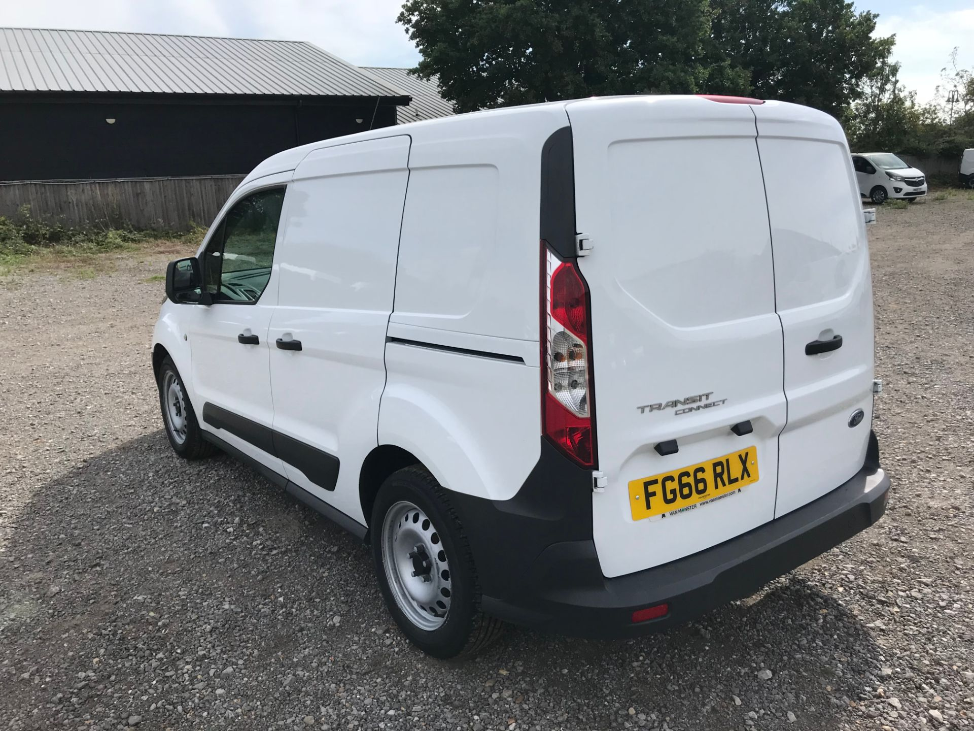 2016 Ford Transit Connect 1.5 Tdci 75Ps Van (FG66RLX) Image 6