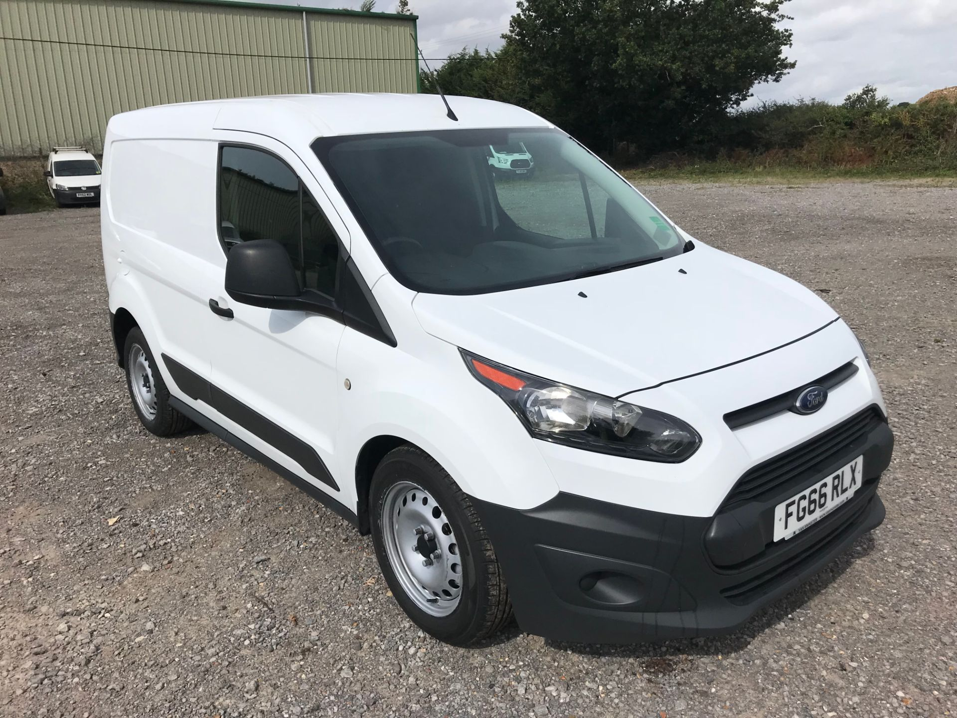 2016 Ford Transit Connect 1.5 Tdci 75Ps Van (FG66RLX)