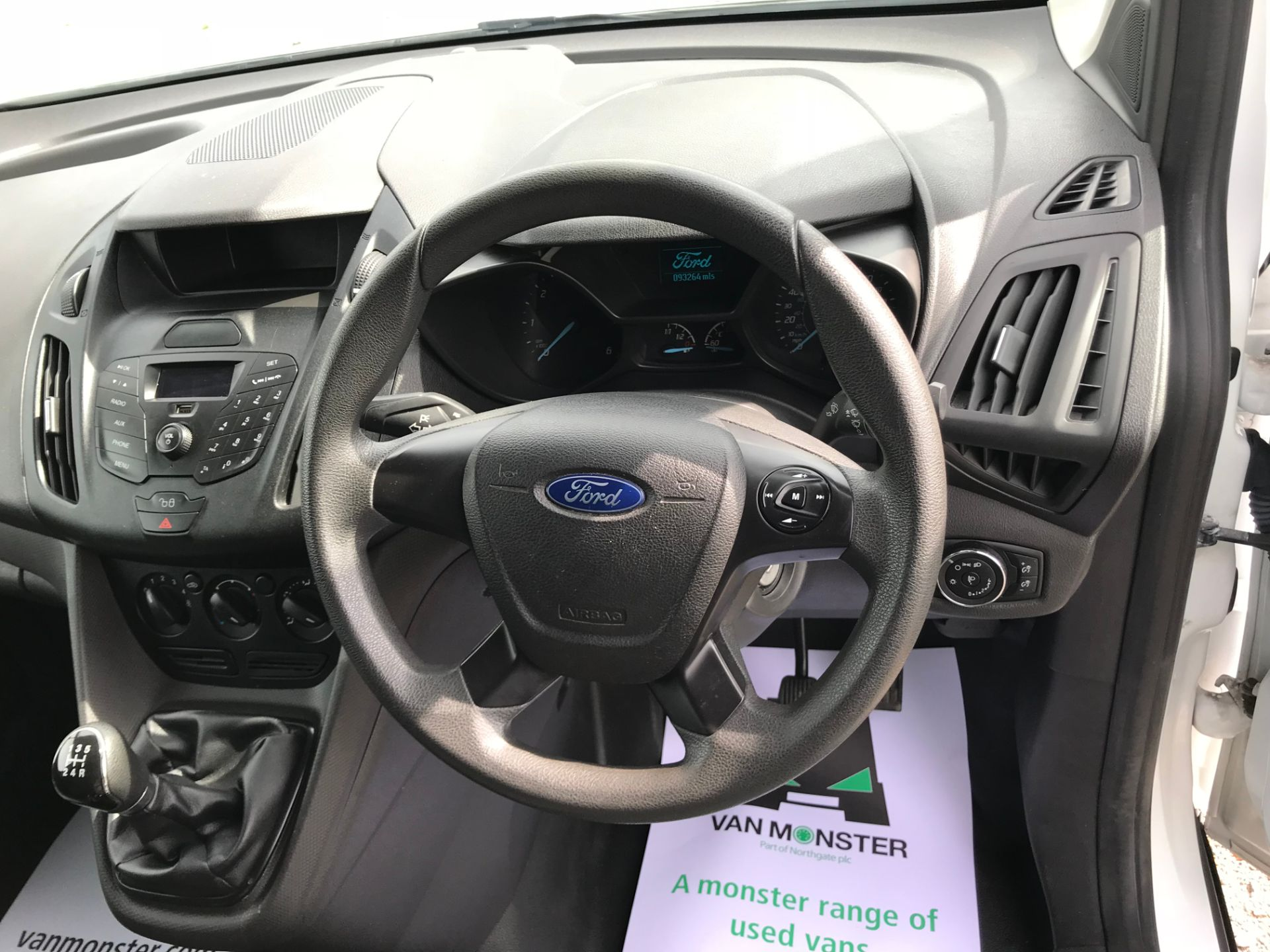 2016 Ford Transit Connect 1.5 Tdci 75Ps Van (FG66RLX) Image 26