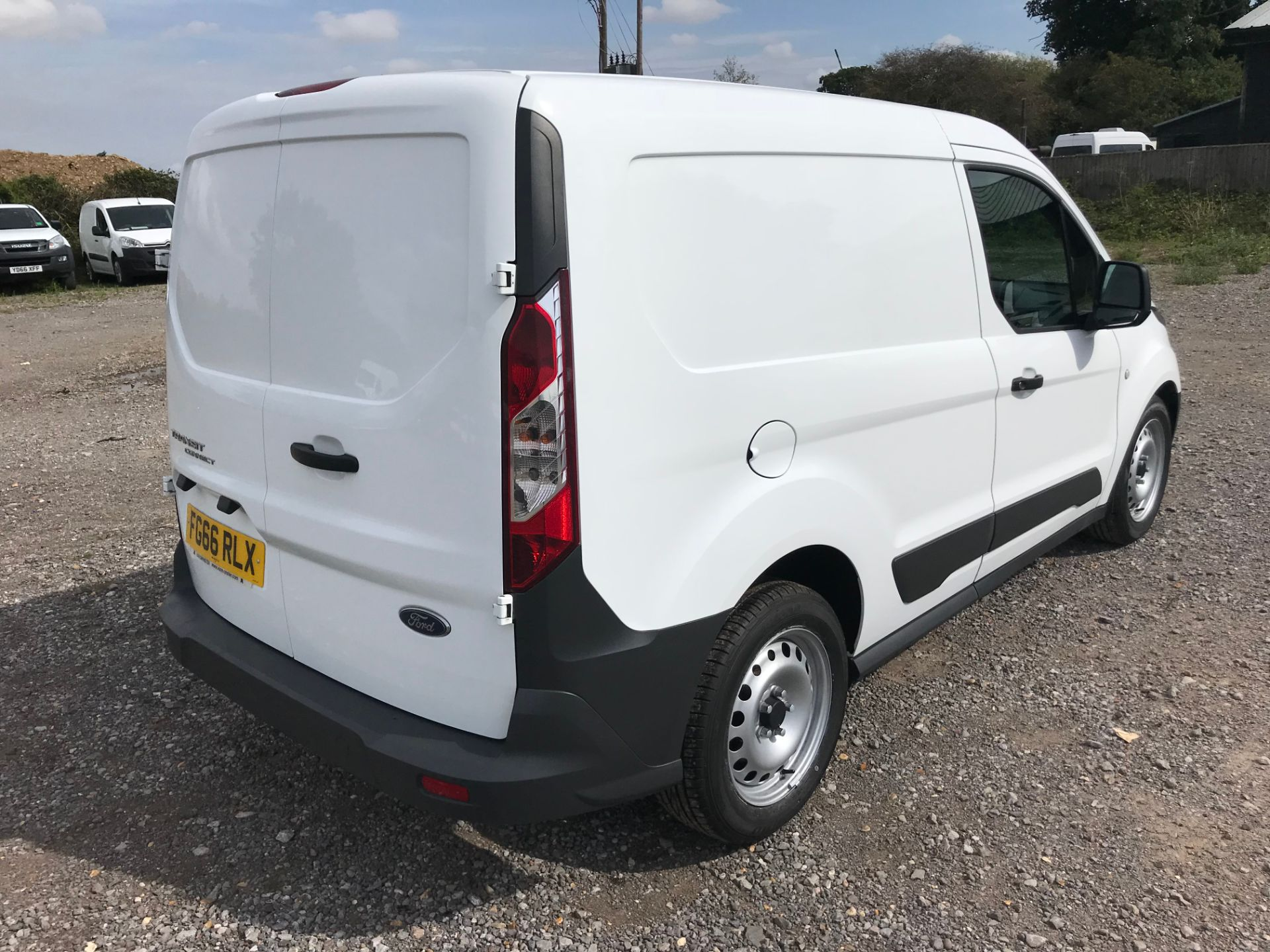 2016 Ford Transit Connect 1.5 Tdci 75Ps Van (FG66RLX) Image 4