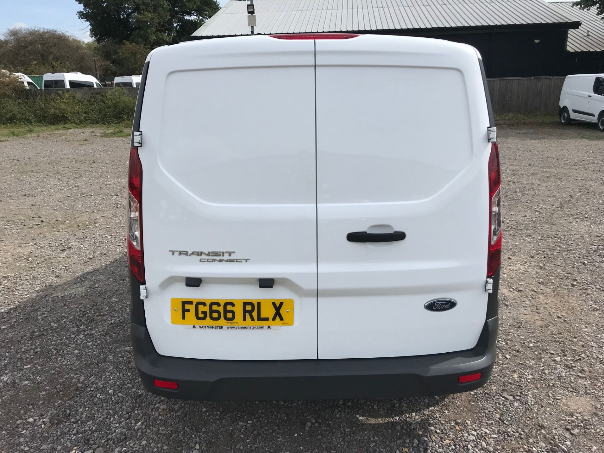 2016 Ford Transit Connect 1.5 Tdci 75Ps Van (FG66RLX) Image 5